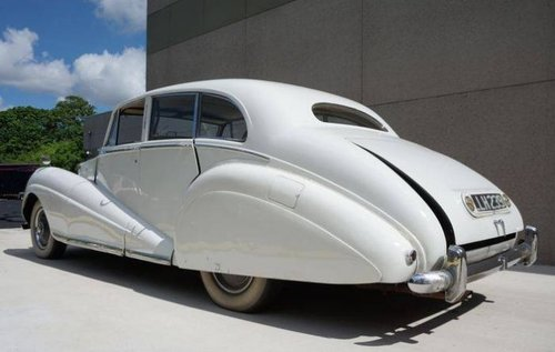 1951 Rolls-Royce Silver Wraith For Sale (picture 3 of 6)
