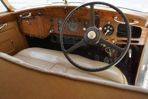 1951 Rolls-Royce Silver Wraith For Sale (picture 4 of 6)
