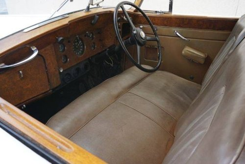 1951 Rolls-Royce Silver Wraith For Sale (picture 5 of 6)