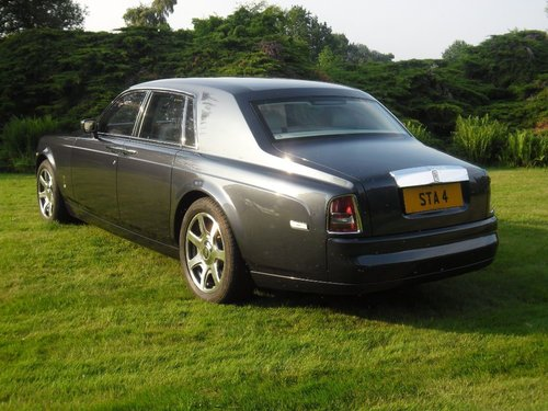 2007 ROLL-ROYCE PHANTOM For Sale (picture 6 of 6)