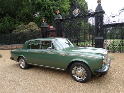 1979 ROLLS ROYCE SILVER SHADOW II For Sale (picture 2 of 6)