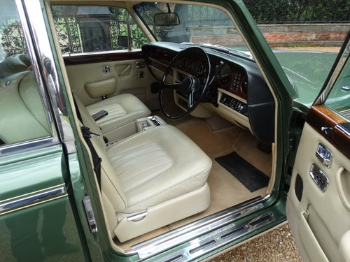 1979 ROLLS ROYCE SILVER SHADOW II For Sale (picture 3 of 6)