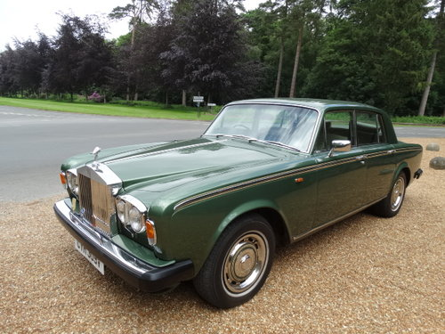 1979 ROLLS ROYCE SILVER SHADOW II For Sale (picture 5 of 6)