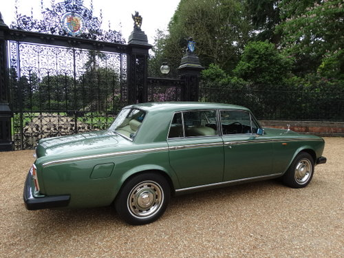 1979 ROLLS ROYCE SILVER SHADOW II For Sale (picture 6 of 6)