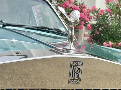 1990 ROLLS-ROYCE SILVER SPIRIT II - RHD *ASI* For Sale (picture 1 of 6)