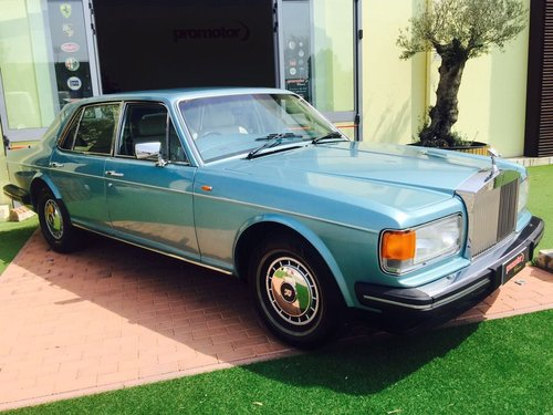 1990 ROLLS-ROYCE SILVER SPIRIT II - RHD *ASI* For Sale (picture 2 of 6)