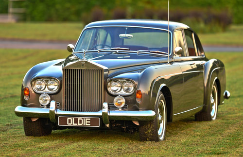 1965 Rolls Royce Silver Cloud 3 Flying Spur by H.J. Mulliner For Sale (picture 1 of 6)