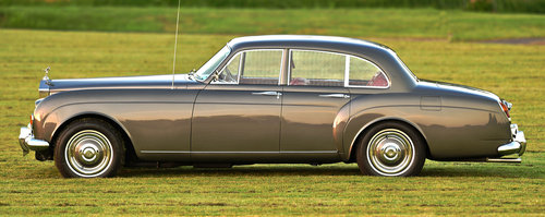 1965 Rolls Royce Silver Cloud 3 Flying Spur by H.J. Mulliner For Sale (picture 2 of 6)
