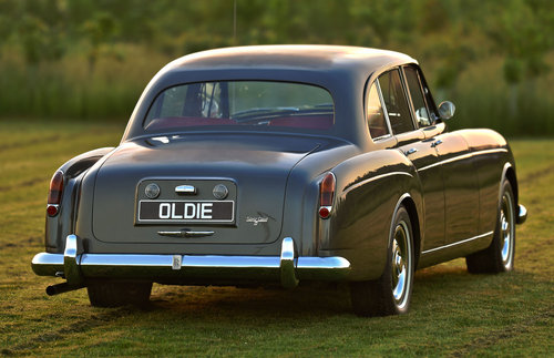 1965 Rolls Royce Silver Cloud 3 Flying Spur by H.J. Mulliner For Sale (picture 3 of 6)