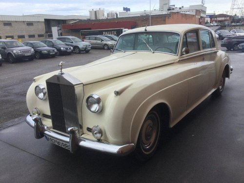 1931 ROLLS ROYCE SILVER CLOUD II For Sale (picture 1 of 6)