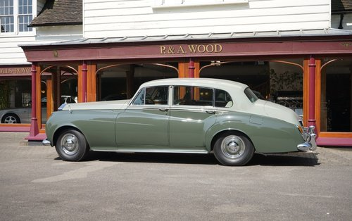 Rolls-Royce Silver Cloud II LWB 1961 LHD For Sale (picture 2 of 3)