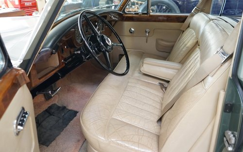 Rolls-Royce Silver Cloud II LWB 1961 LHD For Sale (picture 3 of 3)