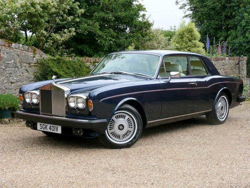 1979 Rolls Royce  Corniche 5000 Series FHC  For Sale (picture 1 of 6)
