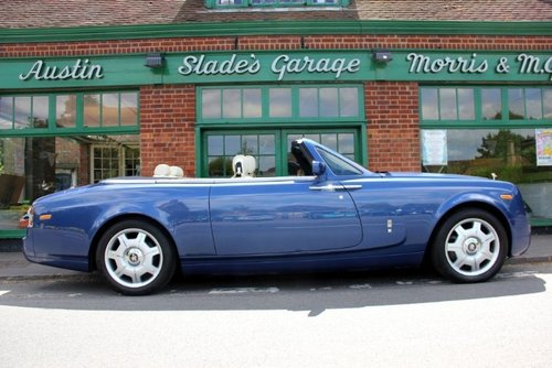 2008 Rolls-Royce Phantom Drophead For Sale (picture 1 of 4)