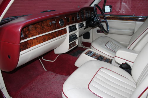 1989 ROLLS-ROYCE SILVER SPIRIT ROLLS ROYCE SILVER SPIRIT AUTOMATI For Sale (picture 3 of 6)