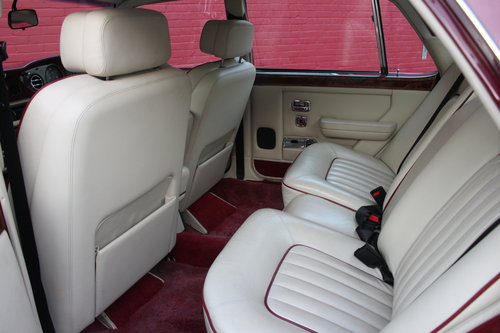 1989 ROLLS-ROYCE SILVER SPIRIT ROLLS ROYCE SILVER SPIRIT AUTOMATI For Sale (picture 4 of 6)