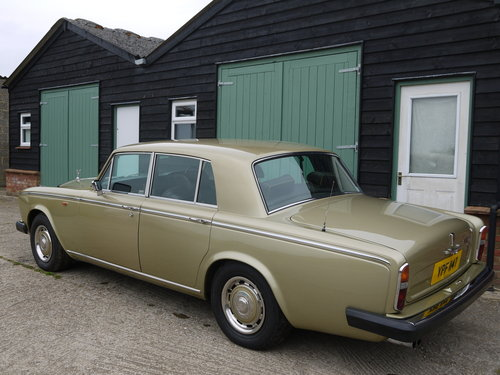 1978 ROLLS ROYCE SILVER SHADOW 2 - 75,000 MILES FROM NEW !! SOLD (picture 2 of 6)