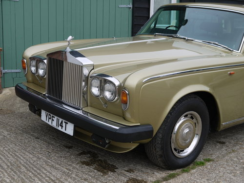 1978 ROLLS ROYCE SILVER SHADOW 2 - 75,000 MILES FROM NEW !! SOLD (picture 3 of 6)