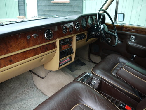 1978 ROLLS ROYCE SILVER SHADOW 2 - 75,000 MILES FROM NEW !! SOLD (picture 5 of 6)