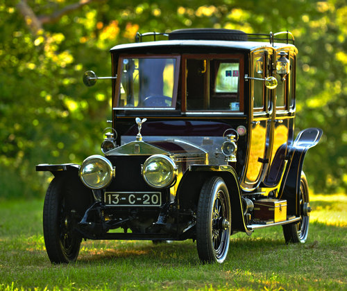 1913 Rolls Royce Silver Ghost Double Cab Limousine SOLD (picture 1 of 6)
