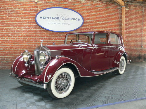 1938 Rolls-Royce 25/30 For Sale (picture 2 of 6)