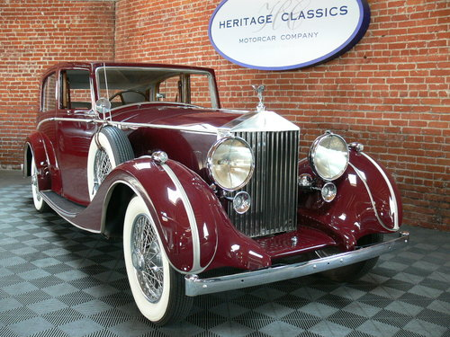 1938 Rolls-Royce 25/30 For Sale (picture 4 of 6)