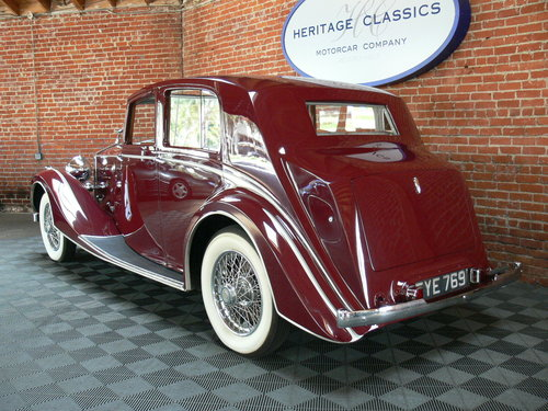 1938 Rolls-Royce 25/30 For Sale (picture 5 of 6)