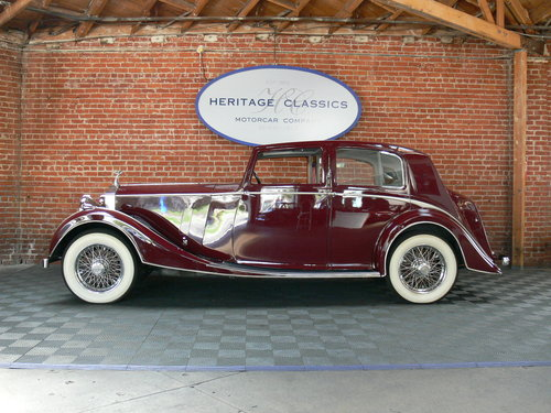 1938 Rolls-Royce 25/30 For Sale (picture 6 of 6)