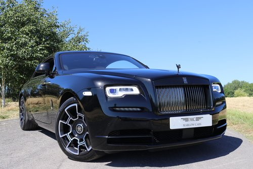 2018 Rolls-Royce Wraith Black Badge For Sale (picture 1 of 6)