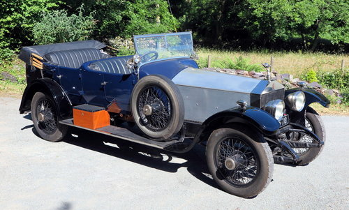 1920 Rolls-Royce Silver Ghost Open Tourer 75CW For Sale (picture 1 of 6)