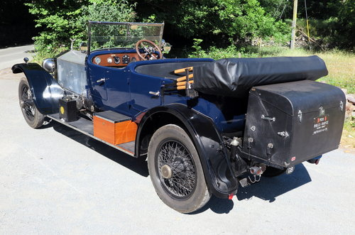 1920 Rolls-Royce Silver Ghost Open Tourer 75CW For Sale (picture 2 of 6)
