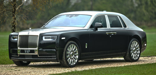 2018 Rolls Royce Phantom VIII For Sale (picture 1 of 6)