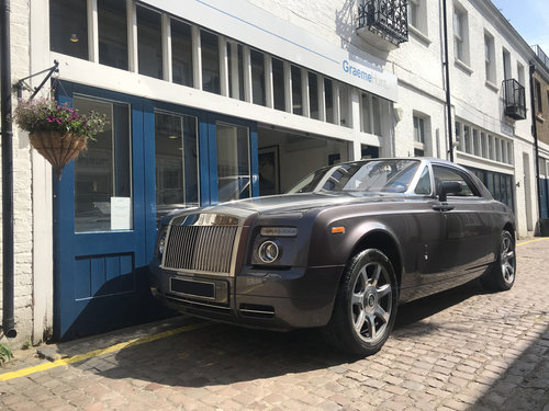 2010 Rolls-Royce Phantom Coupe LHD - 22000 miles only For Sale (picture 1 of 6)