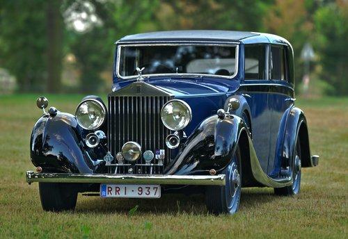 1936 Rolls Royce 25-30 Sedanca De Ville by Gurney Nutting For Sale (picture 1 of 6)