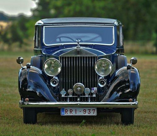 1936 Rolls Royce 25-30 Sedanca De Ville by Gurney Nutting For Sale (picture 2 of 6)