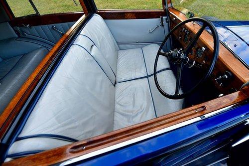 1936 Rolls Royce 25-30 Sedanca De Ville by Gurney Nutting For Sale (picture 5 of 6)