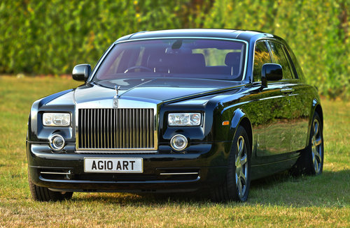 2010 Rolls Royce Phantom 7 Series 1 For Sale (picture 1 of 6)