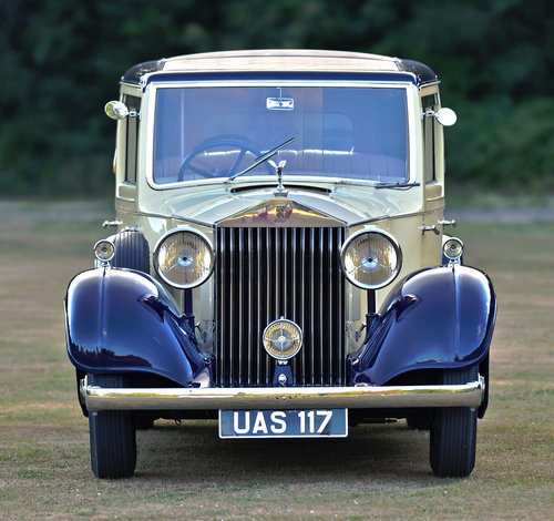 1935 Rolls Royce 20/25 Six Light by Rippon Bros. For Sale (picture 2 of 6)