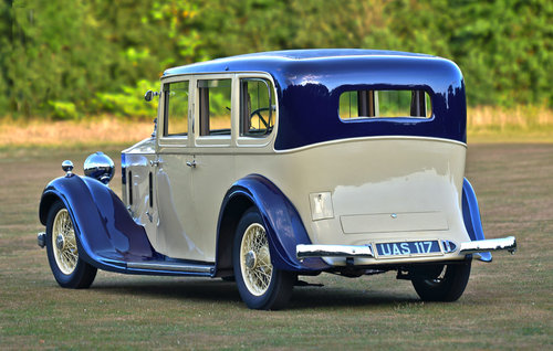 1935 Rolls Royce 20/25 Six Light by Rippon Bros. SOLD (picture 4 of 6)