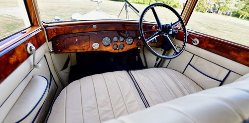 1935 Rolls Royce 20/25 Six Light by Rippon Bros. For Sale (picture 5 of 6)