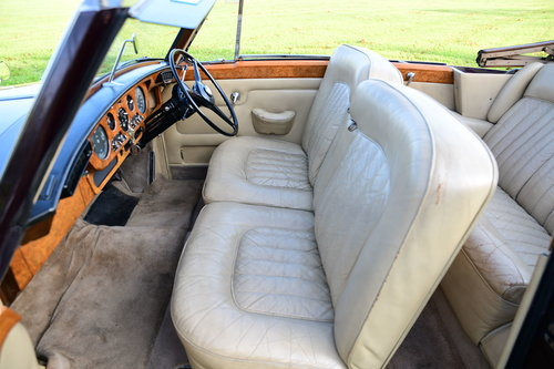 1963 Rolls Royce Silver Cloud III Drophead Coupe by H.J. Mul For Sale (picture 5 of 6)