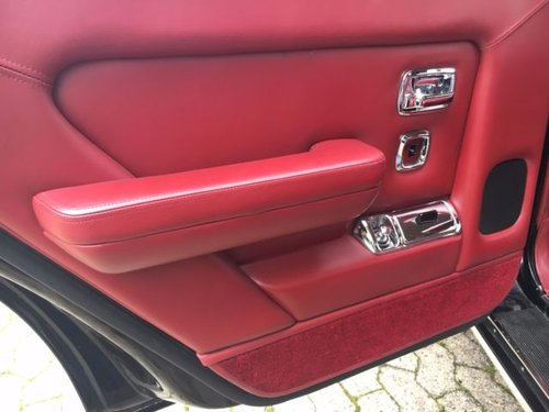 1985 Black with red leather , a dream Silver Spirit ! For Sale (picture 6 of 6)
