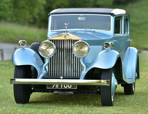 1933 Rolls Royce Phantom II Continental For Sale (picture 1 of 6)