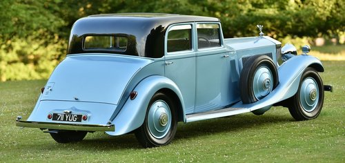 1933 Rolls Royce Phantom II Continental For Sale (picture 2 of 6)