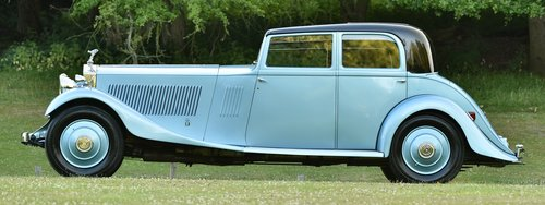 1933 Rolls Royce Phantom II Continental For Sale (picture 3 of 6)