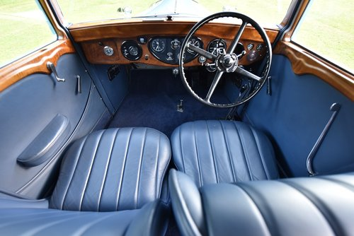 1933 Rolls Royce Phantom II Continental For Sale (picture 4 of 6)