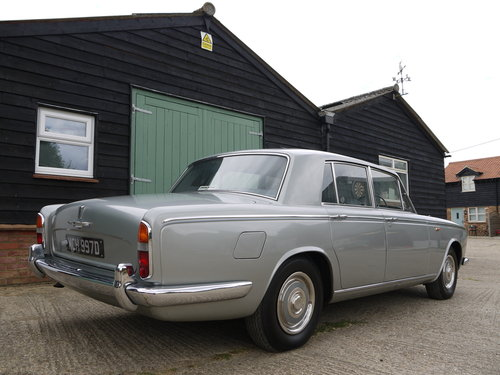 1966 ROLLS ROYCE SILVER SHADOW 1 - RARE EARLY CAR 60K MILES !! SOLD (picture 2 of 6)