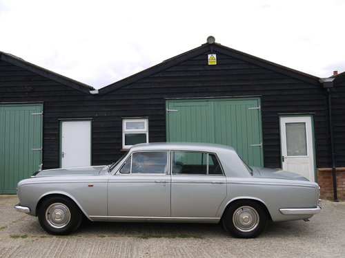 1966 ROLLS ROYCE SILVER SHADOW 1 - RARE EARLY CAR 60K MILES !! SOLD (picture 3 of 6)