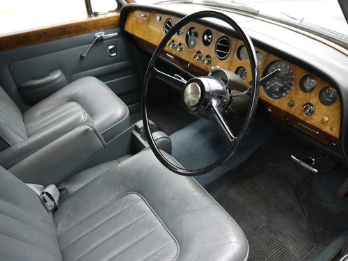 1966 ROLLS ROYCE SILVER SHADOW 1 - RARE EARLY CAR 60K MILES !! SOLD (picture 4 of 6)