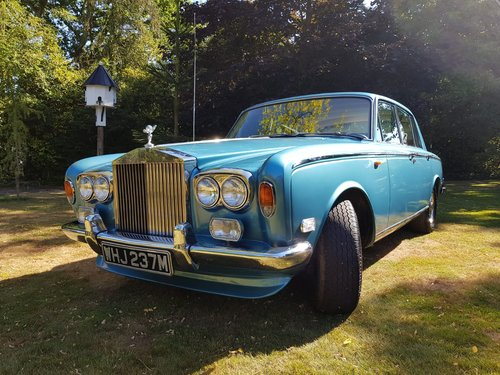 1974 Rolls Royce Silver Shadow January  Sale For Sale (picture 1 of 6)